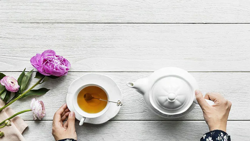 Ways to get benefit of tea for skin care