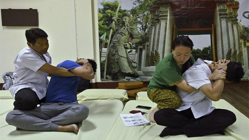 Techniques of Thai massage gets added to UNESCO's prestigious heritage list