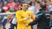 Turkish World Cup hero Recber hospitalised with coronavirus