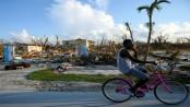 Tropical Storm Humberto targets hurricane-hit Bahamas