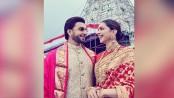 Ranveer Singh, Deepika Padukone celebrate first wedding anniversary in Tirupati