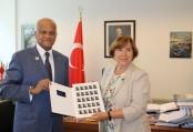 Turkey releases stamp marking Bangabandhu's birth centenary