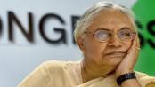 Ex-Delhi Chief Minister Sheila Dikshit dies