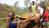 28 killed in landslides in Burundi