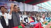 BNP now in quicksand, quips Quader
