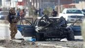 12 killed including children in Kabul car bomb blast