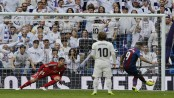 Real Madrid 1-2 Levante: Pressure mounts on Julen Lopetegui