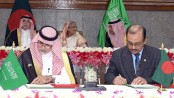Bangladesh signs 2 deals; 4 MoUs with KSA