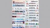 Coronavirus does not spread thru newspapers
