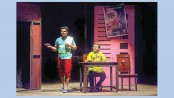 Indian play 'AAbritto' on day II