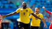 Belgium beat Tunisia 5-2
