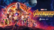 'Avengers: Infinity War' hits Star Cineplex today