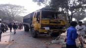 Couple killed in C'nawabganj road crash