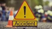 Two killed in Naogaon road crash