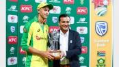 Agar snaps hat-trick as Australia crush Proteas