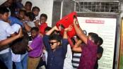 Agitated JCD men vandalise BNP head office
