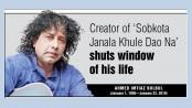 Creator of 'Sobkota Janala Khule Dao Na'
