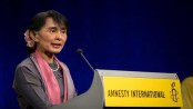 Amnesty International strips Suu Kyi of highest honour