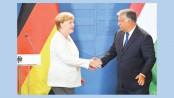 Merkel recalled the importance of 'humane'