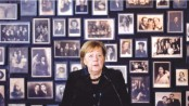 Angela Merkel's stance against anti-Semitism