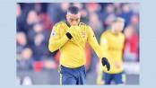 Arsenal shocked by Sheffield United