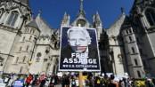 US challenges Assange extradition block in UK court