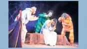 Natya Teertha to stage 'Dwip' at Mahila Samiti today
