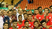 Bangladesh in final of Bangabandhu International Volleyball