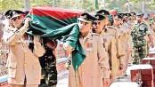 The bereaved want Feb 25 as Shaheed Sena Dibas