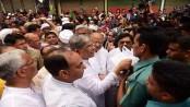 BNP leaders fail to meet Khaleda on Eid