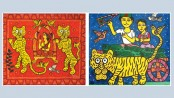 Patua Nazir's solo pattachitra exhibition begins today