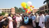 BSMRAU observes 19th University Day