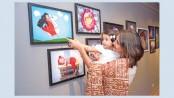 held at Drik Gallery
