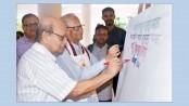 Art camp on Bangabandhu inaugurated