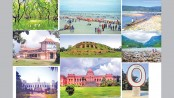 Bangladesh has potentials to earn  a lot from the tourism sector