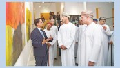 Bangladeshi artists' exhibition captivates visitors in Oman