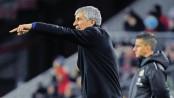 Barca considering signing a striker, says Setien