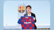 Barcelona complete signing of rising Japan star Abe