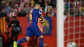 Barcelona gets 6th win in 6 rounds, Atletico beats Sevilla
