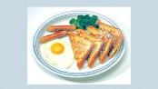 Big breakfast, light  dinner congenial  to health