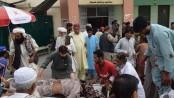 133 killed in Pakistan election rally blast