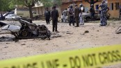 Suicide blasts kill 10 in NE Nigeria