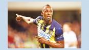 Bolt fumes over drug test notice
