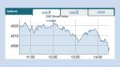 Bourses begin week in correction