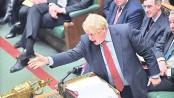 UK parliament ratifies Brexit divorce law