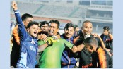 Brothers Union see off champs Arambagh