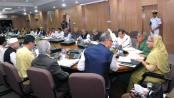 Cabinet clears bills empowering Gazipur, Rangpur metropolitan police