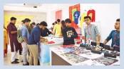 Canadian University of Bangladesh Celebrates Bashanta