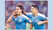 Cavani praises Uruguay's 'attitude' and 'mentality'