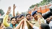 'Celebration' as India cops kill rape-murder suspects